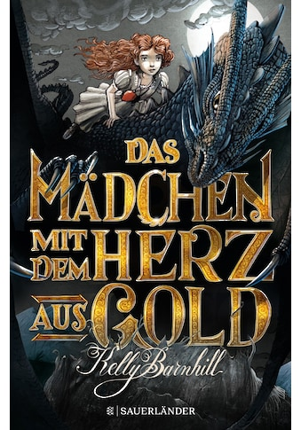 Buch »Das Mädchen mit dem Herz aus Gold / Kelly Barnhill, Ilse Layer« kaufen