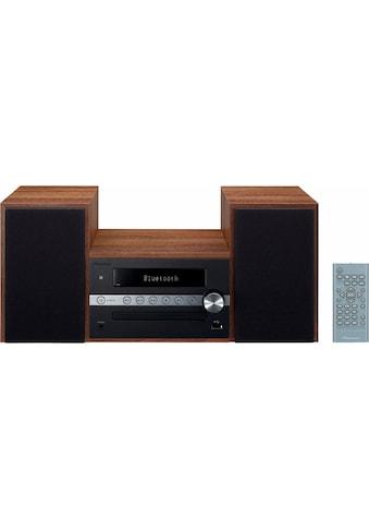 Pioneer »X - CM56« Microanlage (FM - Tuner mit RDS, 30 Watt) kaufen