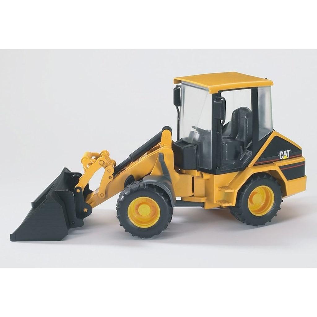 Bruder® Spielzeug-Radlader »CAT Kompaktgelenkradlader«, Made in Germany