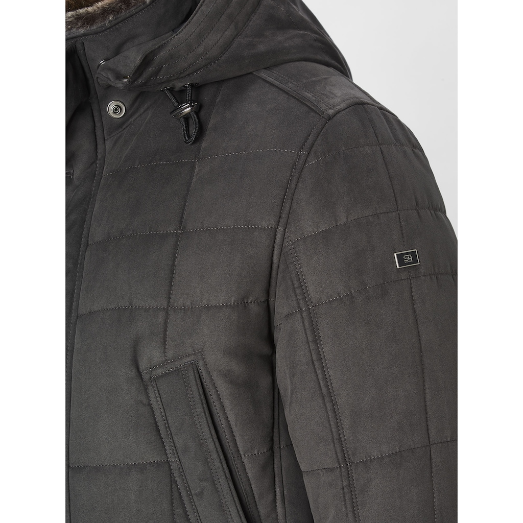 S4 Jackets Outdoorjacke »Vienna«, klassische Winterjacke