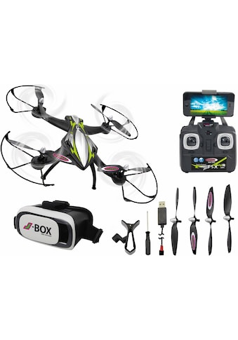 "Jamara RC - Quadrocopter ""F1X VR Altitude WiFi FPV"" kaufen"