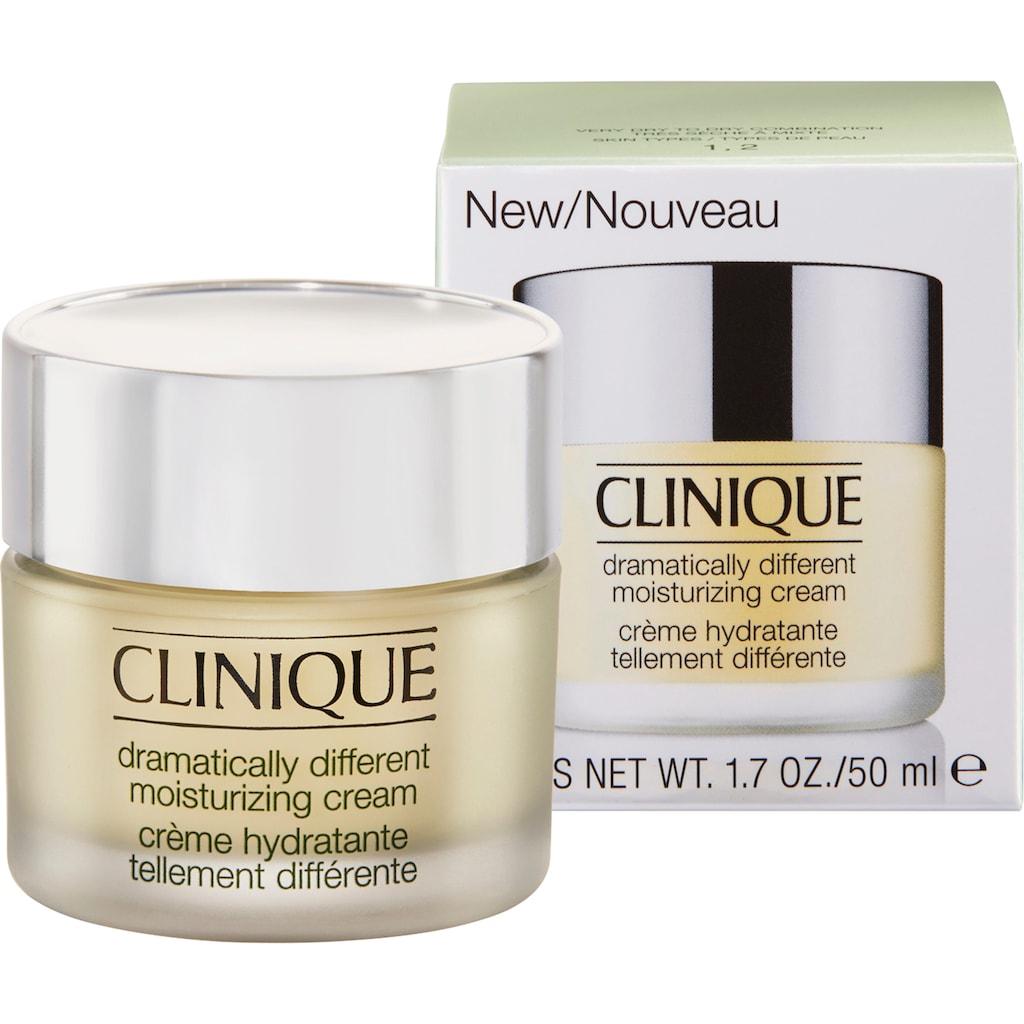 CLINIQUE Feuchtigkeitscreme »Dramatically Different Moisturizing Cream«
