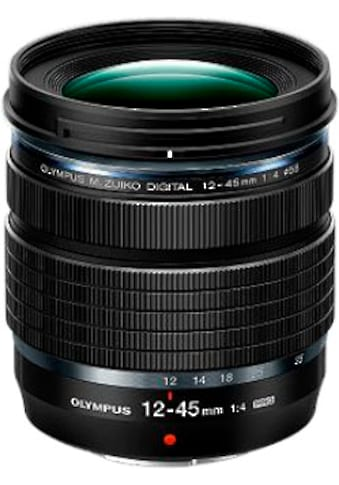 Olympus Zoomobjektiv »M.Zuiko Digital ED 12‑45mm F4 PRO«, inkl. Gegenlichtblende kaufen