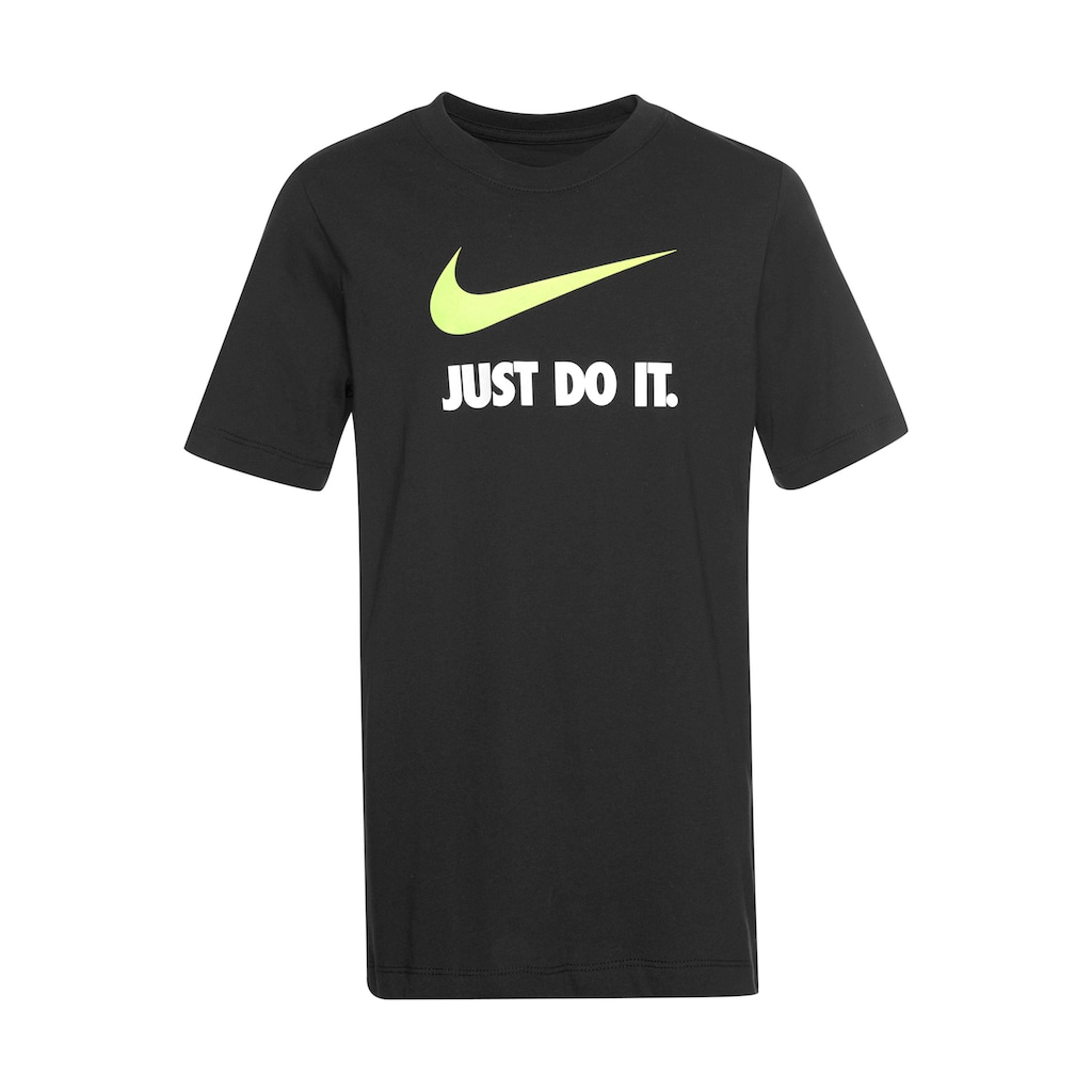Nike Sportswear T-Shirt »B NSW TEE JDI SWOOSH«