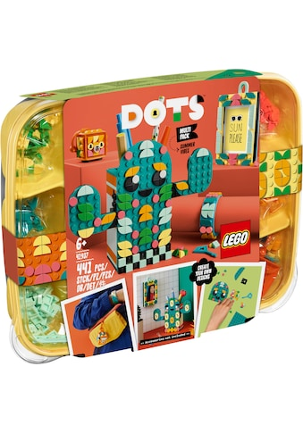 LEGO® Konstruktionsspielsteine »Kreativset Sommerspaß (41937), LEGO® DOTS«, (441 St.),... kaufen