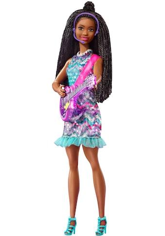 Barbie Anziehpuppe »Big City, Big Dream Brooklyn Puppe«, mit leuchtendem Kleid und Musik kaufen