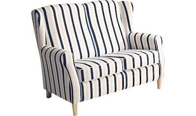 Max Winzer® 2-Sitzer »Luke«, im Retrolook, Breite 138 cm kaufen