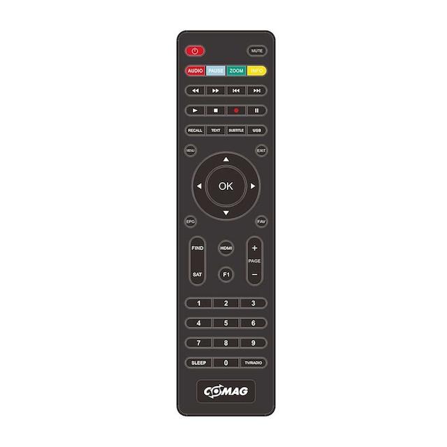 Comag Twin HD plus USB PVR Satelliten Receiver