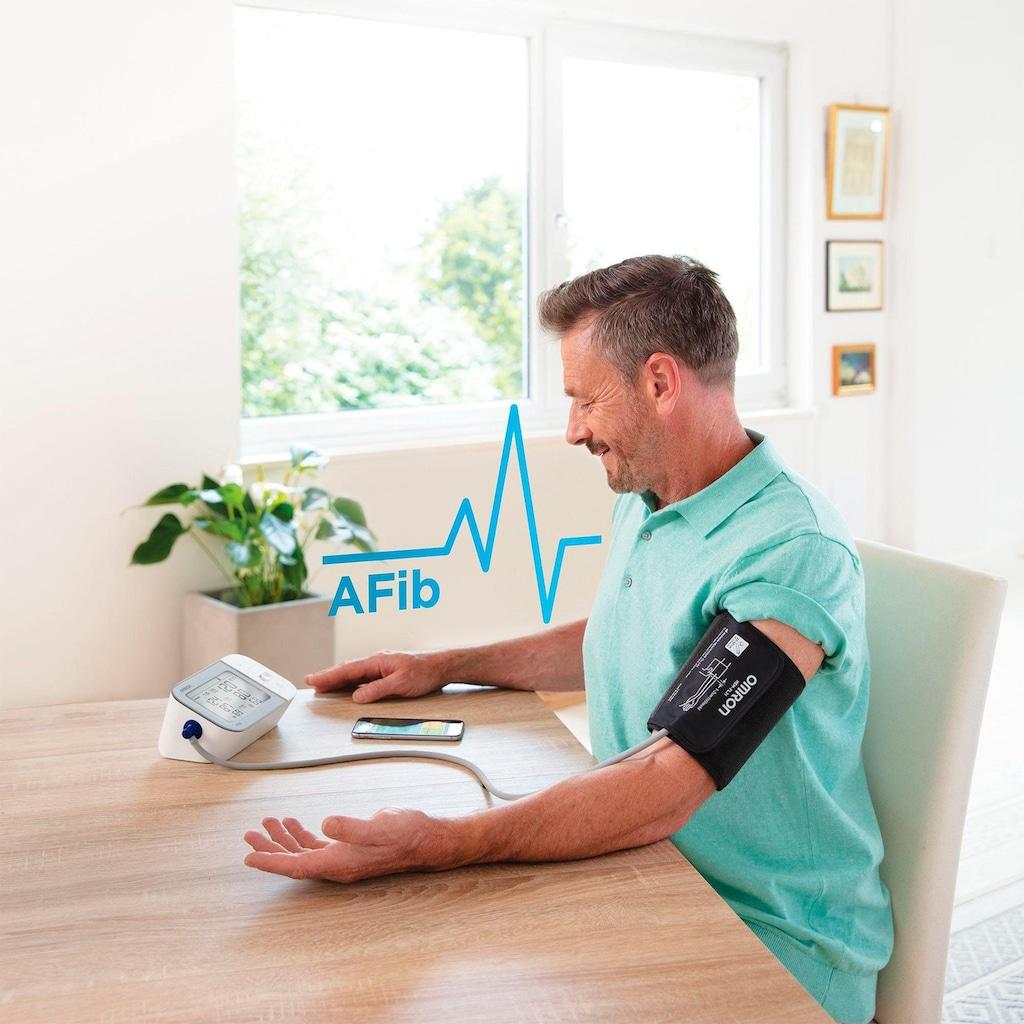 Omron Oberarm-Blutdruckmessgerät »X7 Smart«