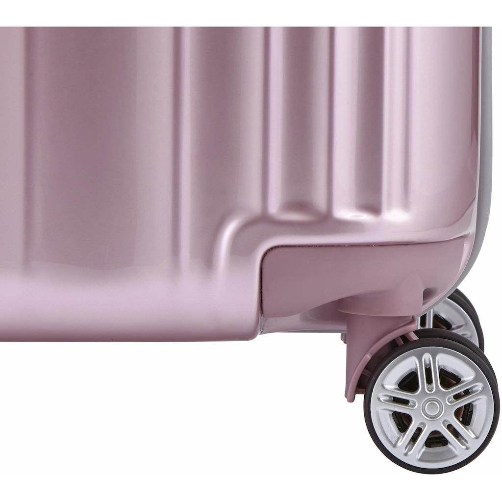 TITAN® Hartschalen-Trolley »Spotlight Flash, 67 cm«, 4 Rollen