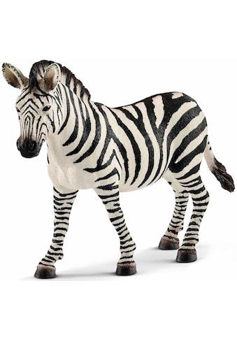 Schleich® Spielfigur »Wild Life, Zebra Stute (14810)« kaufen