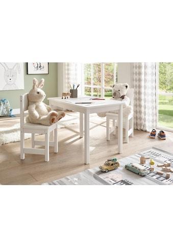 Kindertisch »Felix«, aus massiver Kiefer kaufen