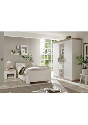 Home affaire Schlafzimmer - Set »Florenz« (ab Bettgröße 140cm. sind 2 Nachttische enthalten) kaufen