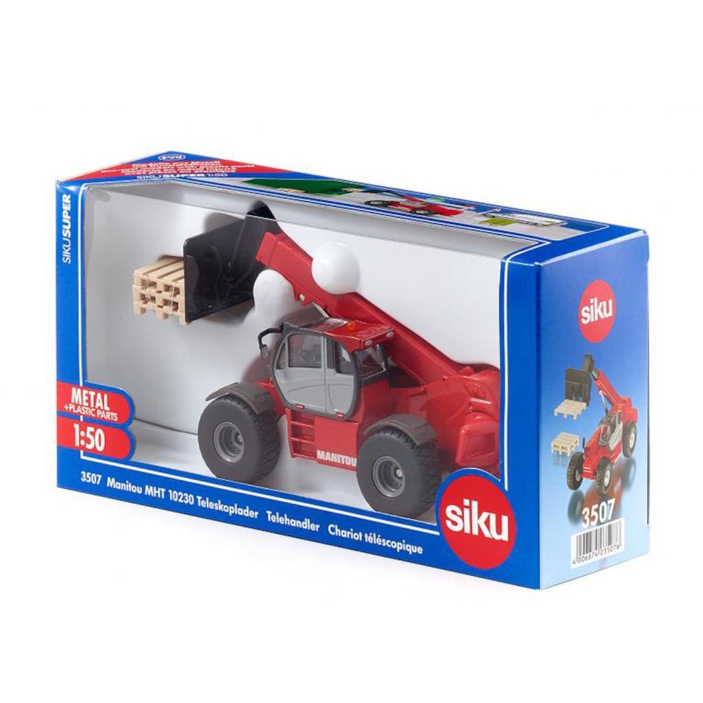 Siku Spielzeug-Transporter »SIKU Super, Manitou MHT10230«