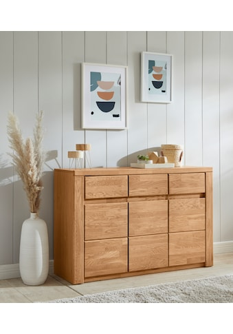 Premium collection by Home affaire Sideboard »Burani«, grifflose Optik kaufen