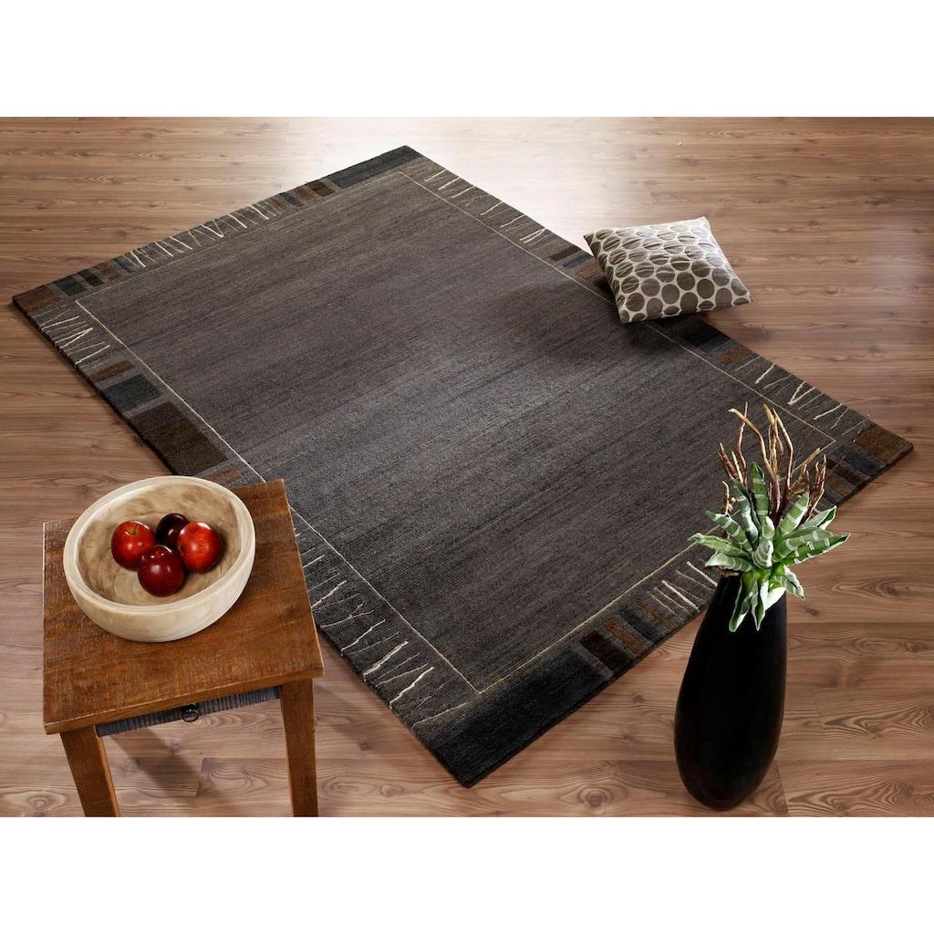 OCI DIE TEPPICHMARKE Orientteppich »Sensation Rekhi«, rechteckig, 6 mm Höhe, handgeknüpft, Wohnzimmer