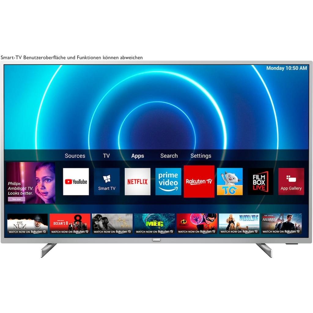 "Philips LED-Fernseher »70PUS7555/12«, 177 cm/70 "", 4K Ultra HD, Smart-TV"