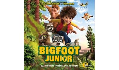 Musik - CD Das Original - Hörspiel z.Kinofilm / Bigfoot Junior, (1 CD) kaufen