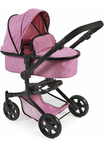 """CHIC2000 Kombi - Puppenwagen """"Mika, Jeans Pink"""" kaufen"""
