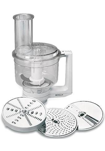 BOSCH Zerkleinereraufsatz MUZ4MM3, Zubehör für alle Bosch Küchenmaschinen der Reihe MUM4… kaufen