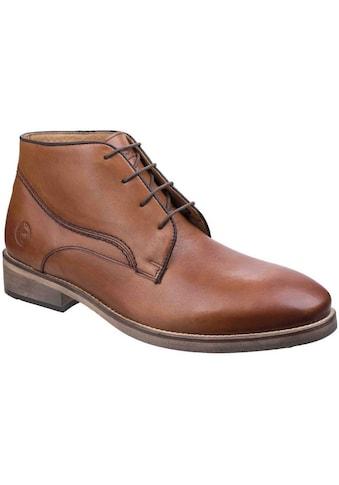 Cotswold Ankleboots »Herren Oxford Ankle Boots Maugesbury mit Schnürung, aus Leder« kaufen