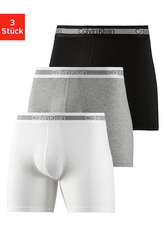 Calvin Klein Langer Boxer »COOLING« (3 Stück) kaufen