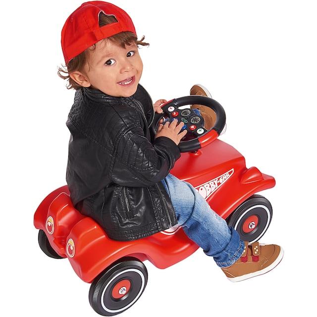 "BIG Spielfahrzeug-Lenkrad ""BIG Bobby Car Racing-Sound-Wheel"""