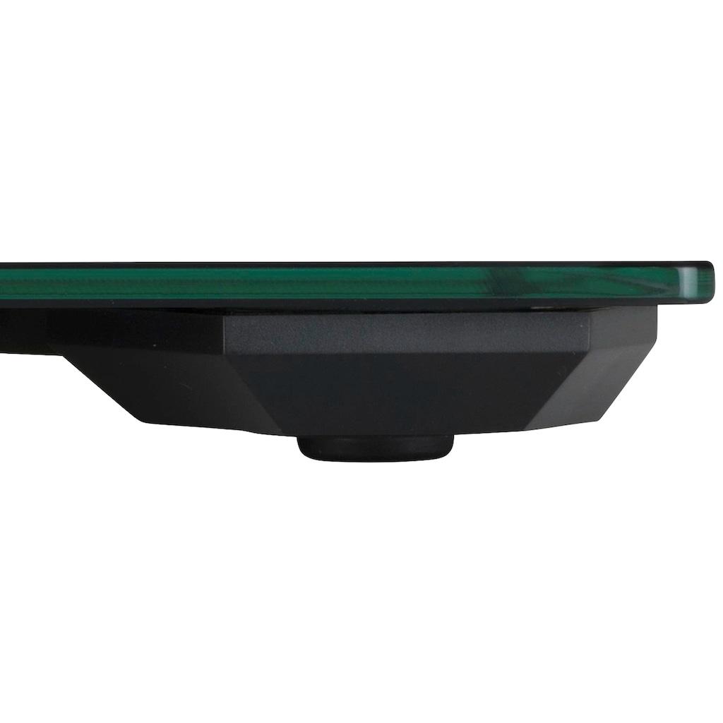 WENKO Personenwaage, digitale Körperwaage mit LCD-Display