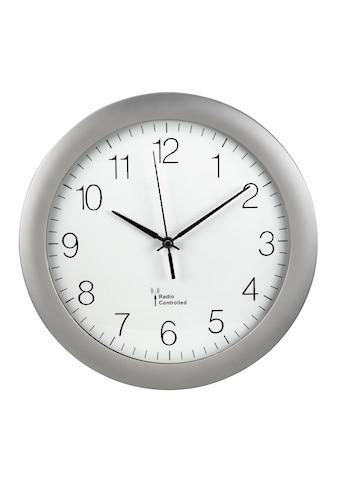 """Hama Wanduhr mit DCF - Funk """"PG - 300"""", analoge Funkuhr, große Uhr »für Wohnzimmer und Küche, 30cm« kaufen"""
