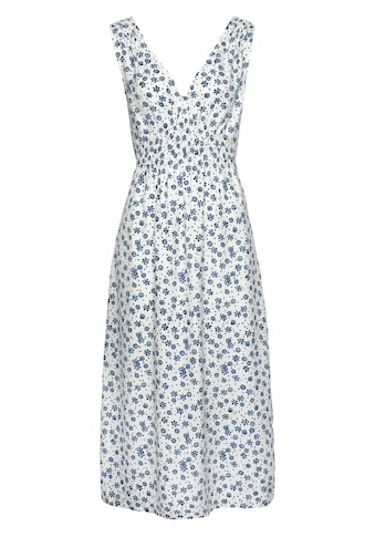 Pepe Jeans Sommerkleid »LOU«, mit schönem allover Blumenmuster kaufen