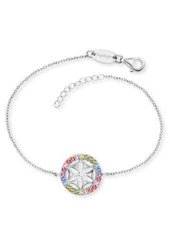 Engelsrufer Armband »Lebensblume, ERB-LILLIFL-ZI, ERB-LILLIFL-ZIM«, mit Zirkonia (synth.) kaufen