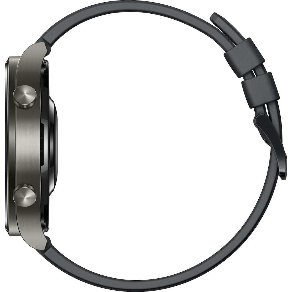 Huawei Smartwatch »Watch GT 2 Pro Sport«, (24 Monate Herstellergarantie)