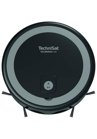 TechniSat smarter Saugroboter, Lasernavigation, intelligente Sensoren »TECHNIMAX SR1« kaufen