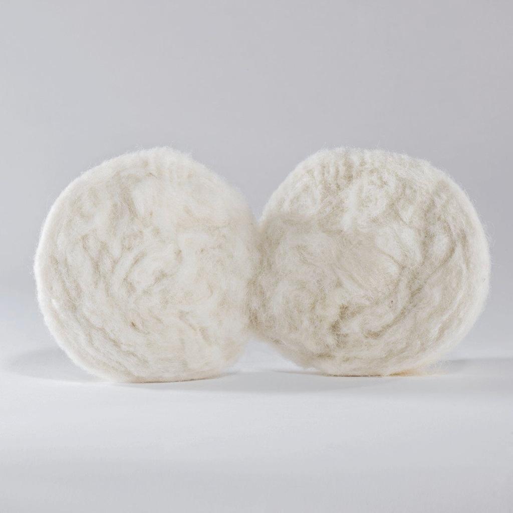 Xavax Trocknerball »100% natürlich aus Schafwolle«, (Packung)