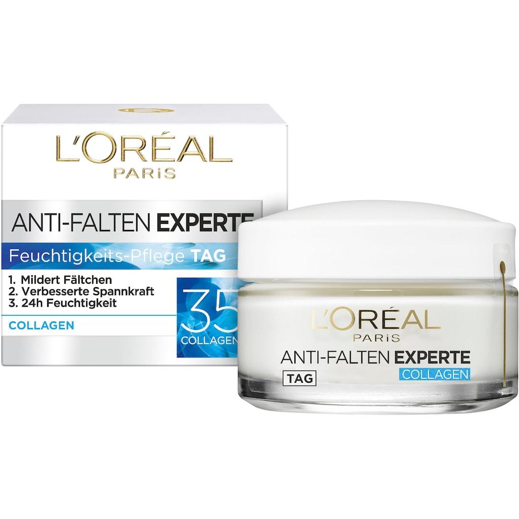 L'ORÉAL PARIS Tagescreme »Anti-Falten-Expert Collagen 35+«, Revitalisierend