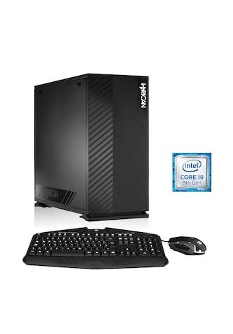 Hyrican Gaming PC i9 - 9900KF 32GB 480GB SSD 1TB HDD RTX 2080 Ti »Alpha 6379 mit Wasserkühlung« kaufen