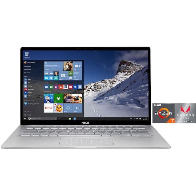 Asus ZenBook Flip 14 UM462DA-AI023T Convertible Notebook (35,56 cm / 14 Zoll, AMD,Ryzen 7, 512 GB SSD)