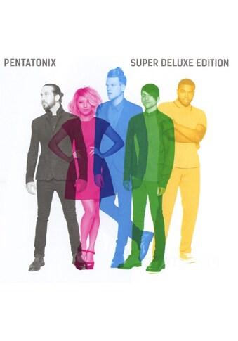 Musik - CD Pentatonix (Super Deluxe Version) / Pentatonix, (2 CD) kaufen