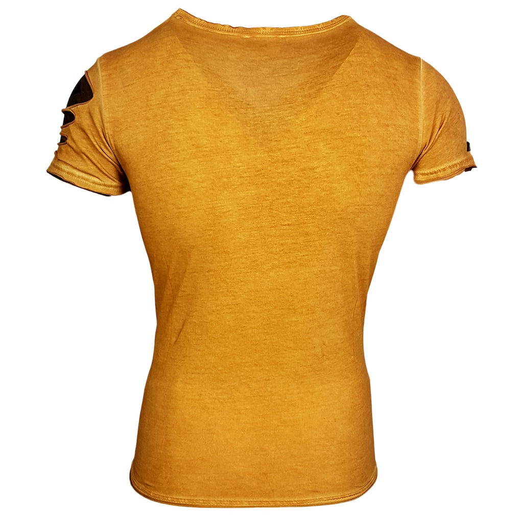 Rusty Neal T-Shirt in ausgefallenem Design