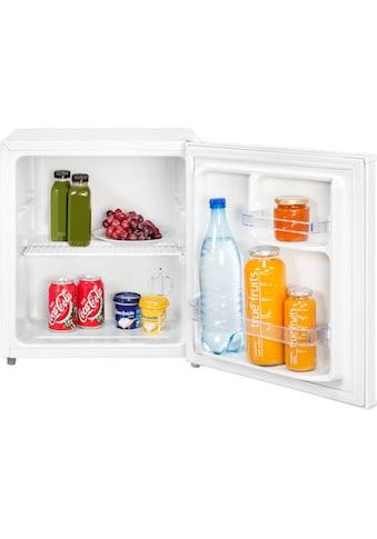 exquisit Table Top Kühlschrank, 50 cm hoch, 45 cm breit kaufen