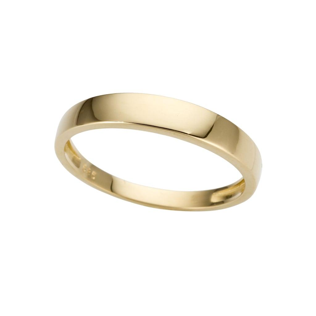 Firetti Goldring »edel, klassisch und zeitlos, massiv«