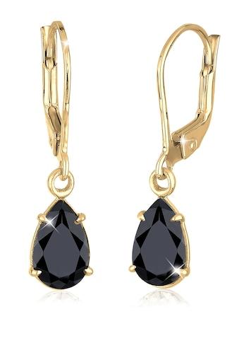 Elli Paar Ohrhänger »Tropfen Klassisch Swarovski® Kristalle 925 Silber« kaufen