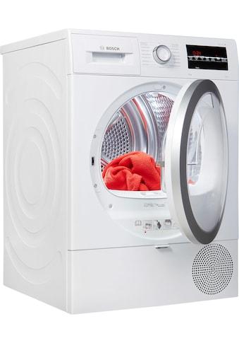 BOSCH Wärmepumpentrockner WTR87440, 8 kg kaufen