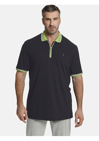Charles Colby Poloshirt »EARL PAT«, luftiges Baumwoll-Pikee kaufen
