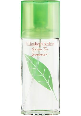 Elizabeth Arden Eau de Toilette »Green Tea Summer« kaufen