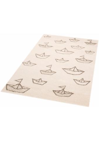 Zala Living Kinderteppich »Paper Boat Sammy«, rechteckig, 17 mm Höhe, Spielteppich,... kaufen