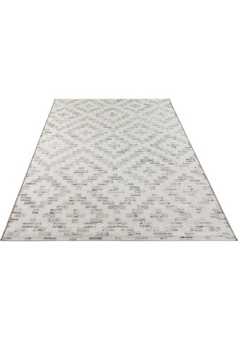ELLE DECORATION Teppich »Creil«, rechteckig, 3 mm Höhe, In- und Outdoorgeeignet,... kaufen