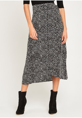 Apricot Wickelrock »Scattered Dots Tie Wrap Skirt« kaufen