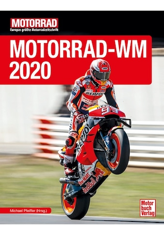 Buch »Motorrad-WM 2020 / Michael Pfeiffer« kaufen