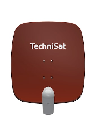 TechniSat SAT-Antenne »SATMAN 65 PLUS«, (Aluminium), Aluminium, HDTV, Quattro-Switch-LNB kaufen